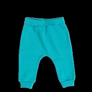 Deanie Organic Baby Teal Pants