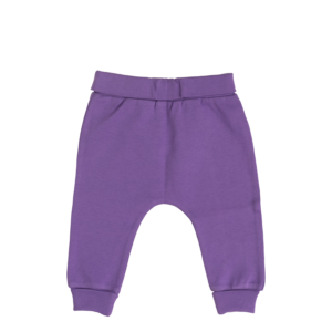 Deanie Organic Baby - Royal Purple Pants