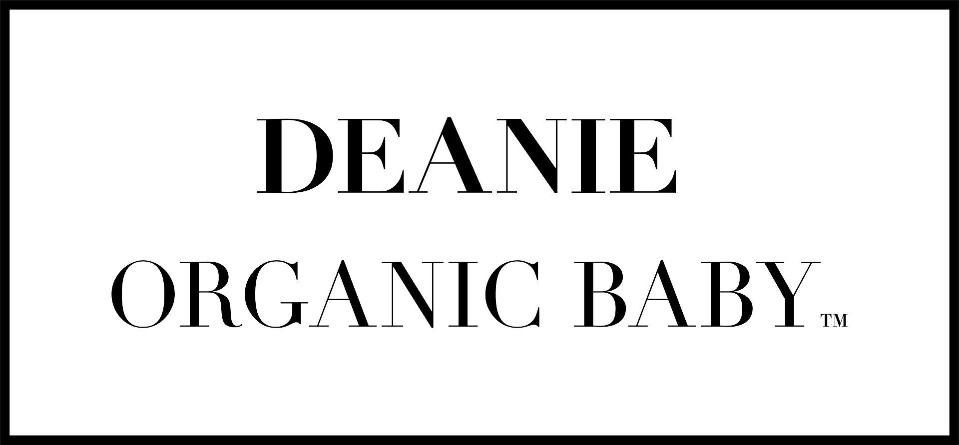 Deanie Organic Baby Logo