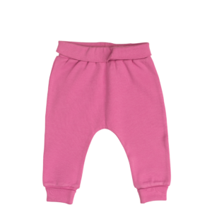 Deanie Organic Baby - Flower Power Pink Pants