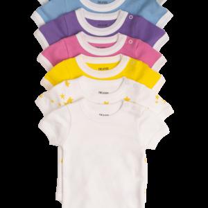 Deanie Organic Baby - Bodysuit Super Pack